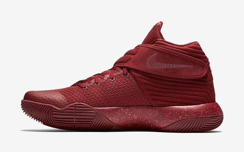Nike Kyrie 2 Red Velvet