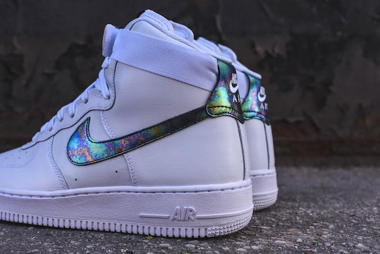 Nike Air Force 1 High LV8 White