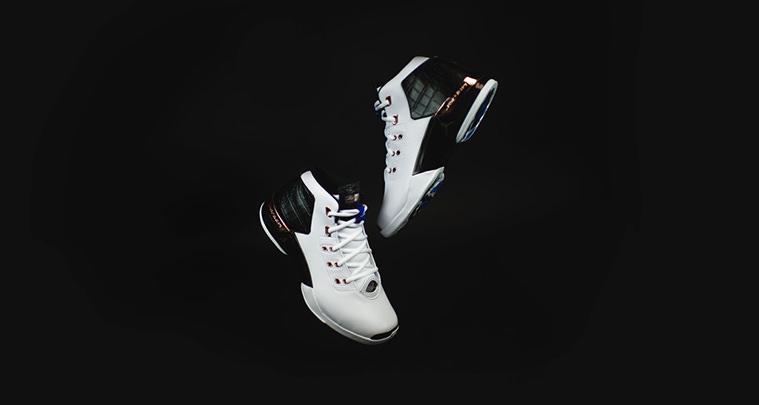 Air Jordan 17+ Copper