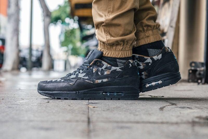 On-Foot Look // Pendleton x Nike Air Max 1 | Nice Kicks