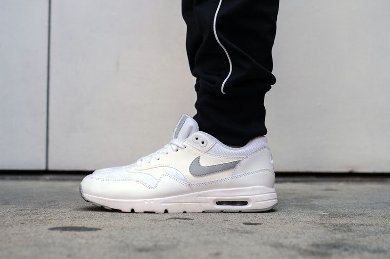 On Foot Look Nike Air Max 1 Ultra Essential WhitePure