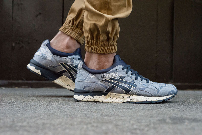asics gel lyte v denim