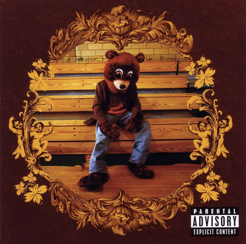 Kanye College Dropout Cover
