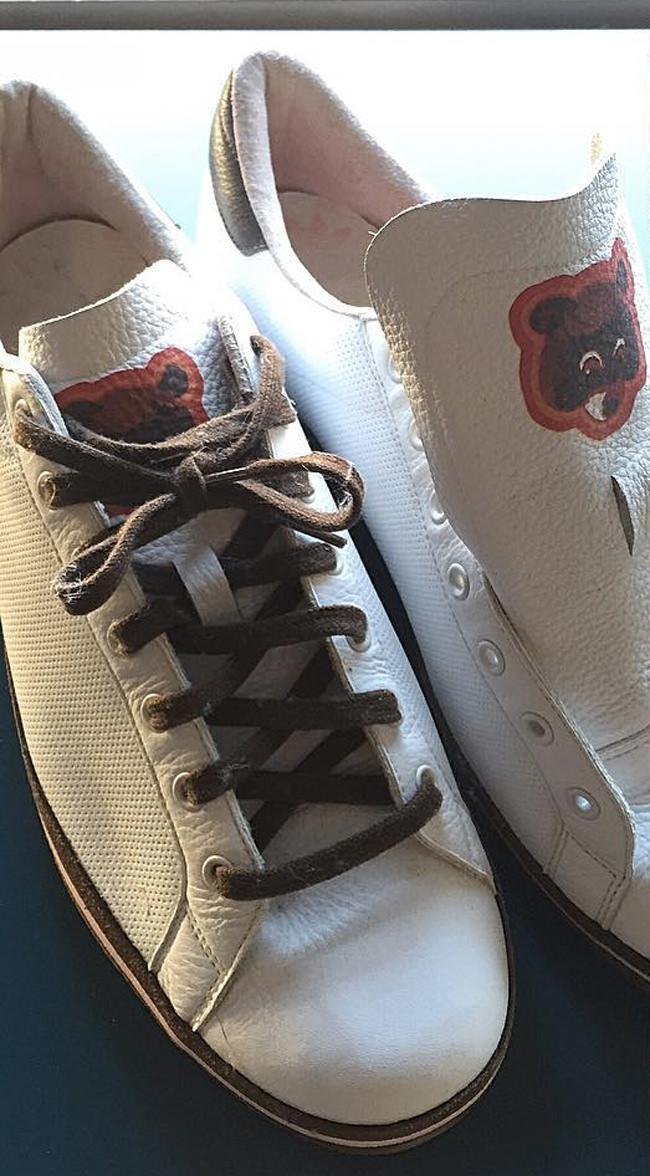 Kanye West adidas Stan Smith Vulc 3