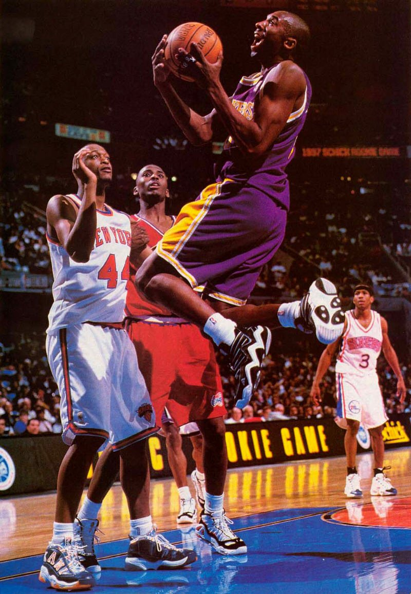 Kobe Top Ten 2000 Rookie Game