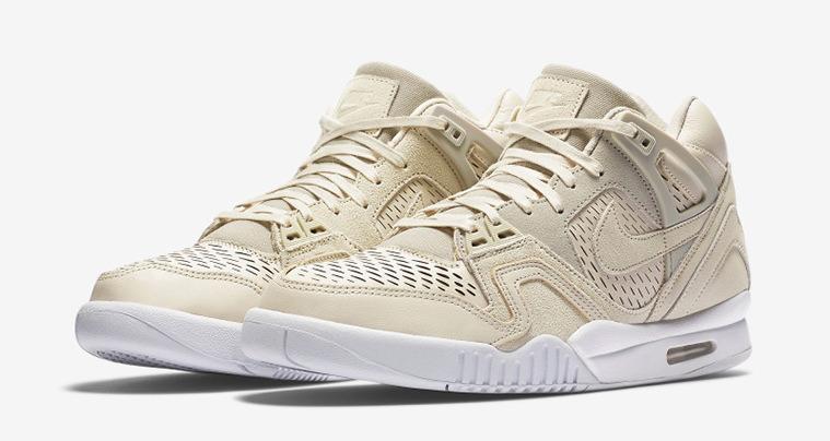 Nike Air Tech Challenge II Laser Birch White