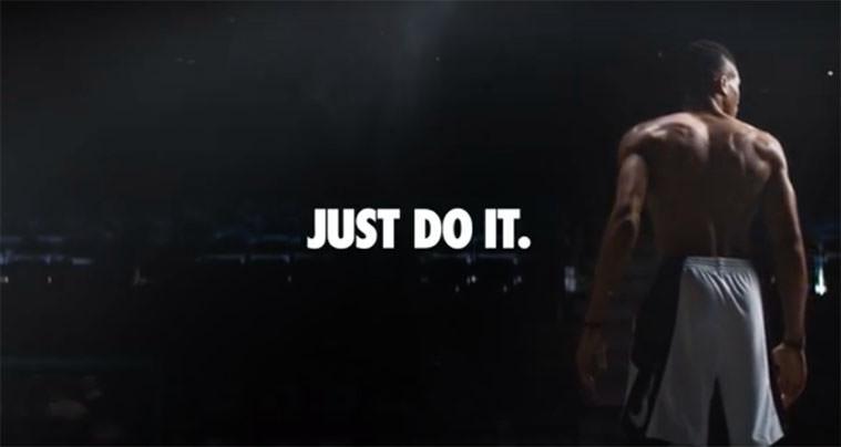 Nike Greece Just Do it
