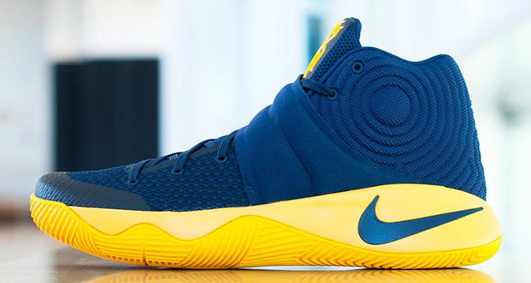Nike Kyrie 2 Cavs PE