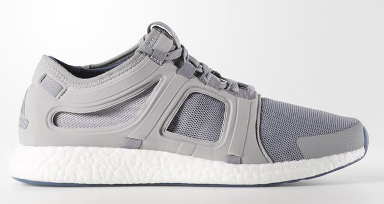 Adidas Climachill Rocket Boost Mid Grey