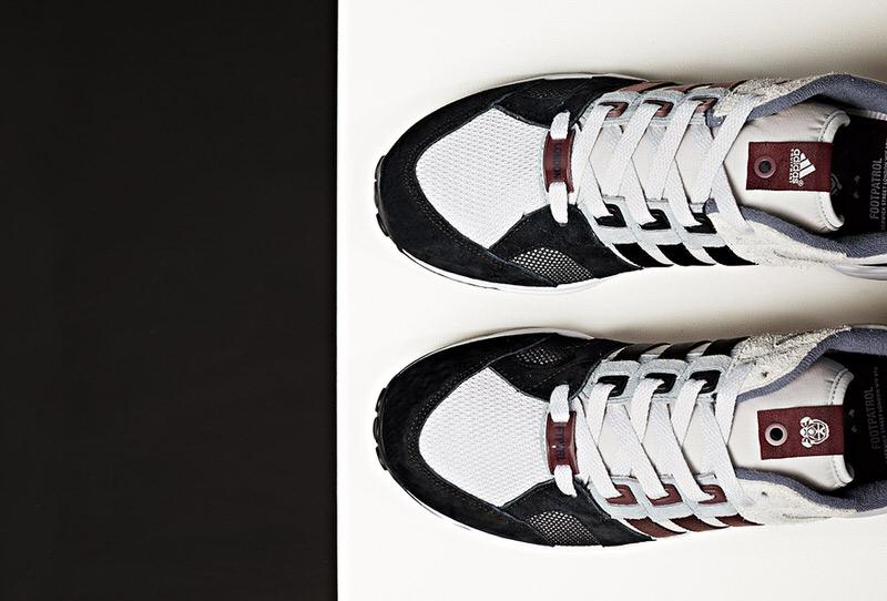 Footpatrol x adidas EQT Running Cushion 93