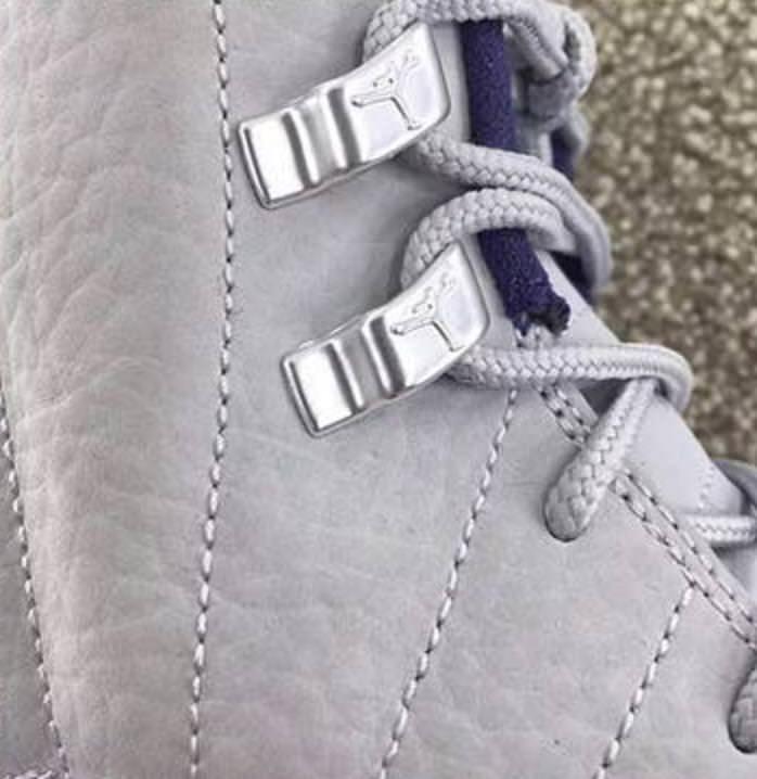 Air Jordan 12 Wolf Grey