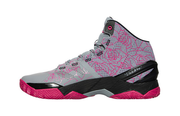 Under Armour Curry Two Mothers Day