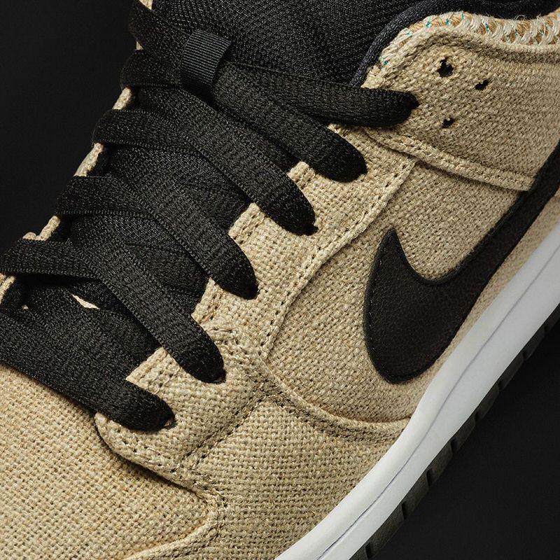 "Nike SB Dunk Low Canvas ""Bamboo"""