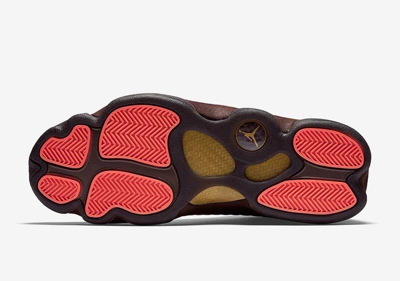 Jordan Horizon Brown Croc