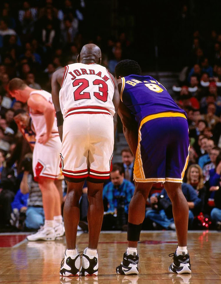 Kobe Bryant \u0026 Michael Jordan's Best