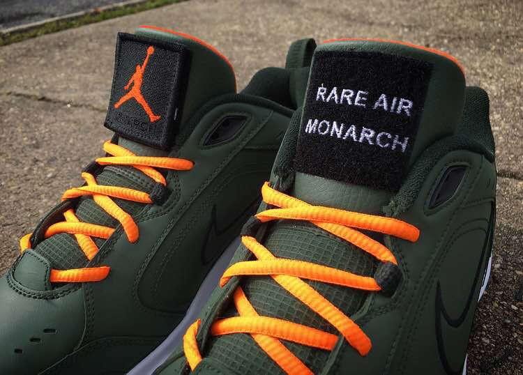 """Nike Air Monarch """"Rare Air"""" by Mache"""