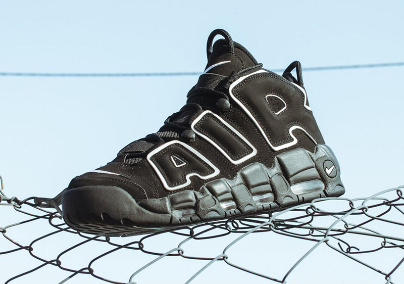 finest selection a5d86 19693 Nike Air More Uptempo