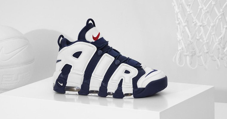 Nike Air More Uptempo Olympic 2016