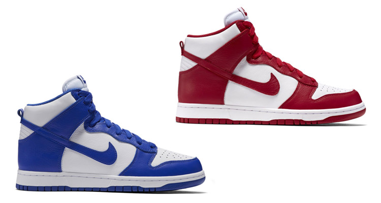 """The Nike Dunk """"Be True"""" QS Pack Has Landed Online"""