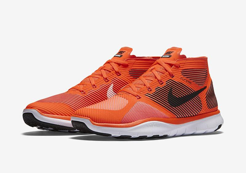 Nike Free Trainer Instinct Total Crimson
