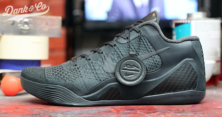 Nike Kobe 9 FTB Low Custom by Dank Customs