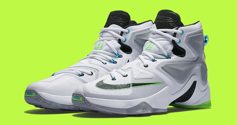 Lebrons release date in Sydney