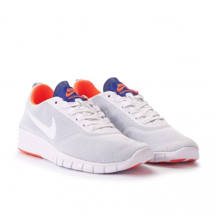 Nike SB Lunar Paul Rodriguez 9 White/Blue // Available Now | Nice ...