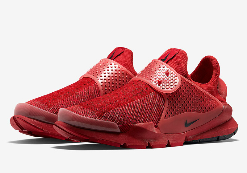 The Best (and Worst) All-Red Nike Shoes