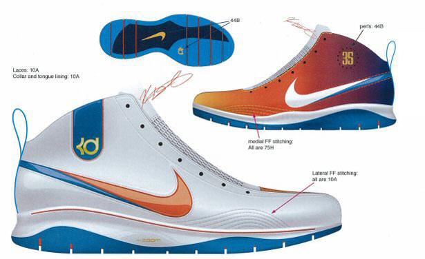 Nike KD1