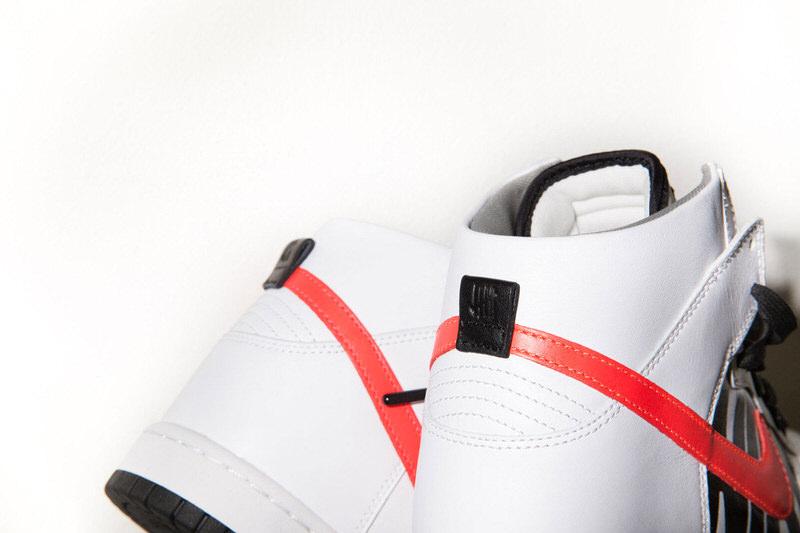 UNDFTD x NikeLab Dunk High Lux