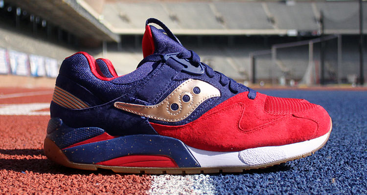 """The Wale x VILLA x Saucony Grid 9000 """"Penn Relays"""" Has Been Cancelled"""