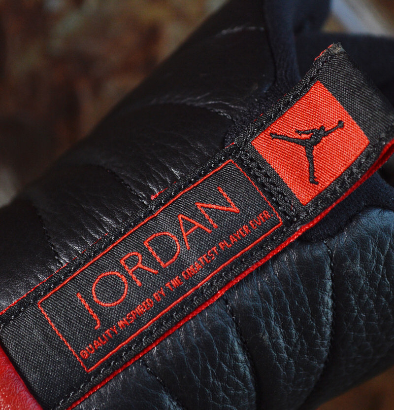1200 Air Jordan XII 12 Flu Game Retro IMG_0886