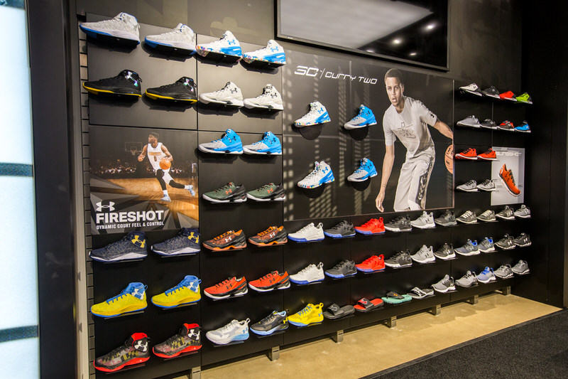 Under Armour And Champs Sports Bring