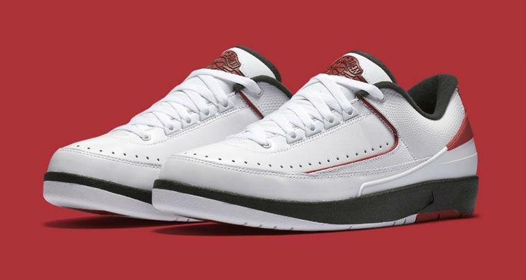 Air Jordan 2 Low Chicago