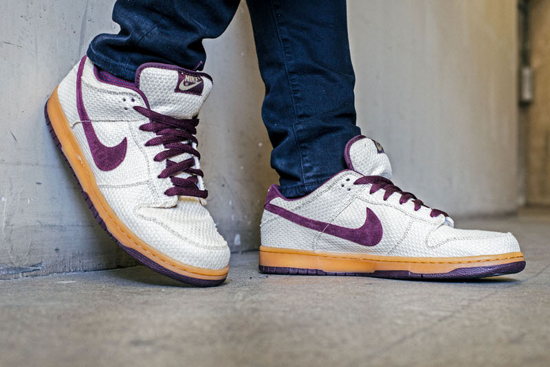 Nike Dunk Low On Feet
