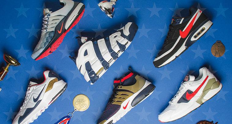 Nike Sportswear Rio Olympics 2016 Collection
