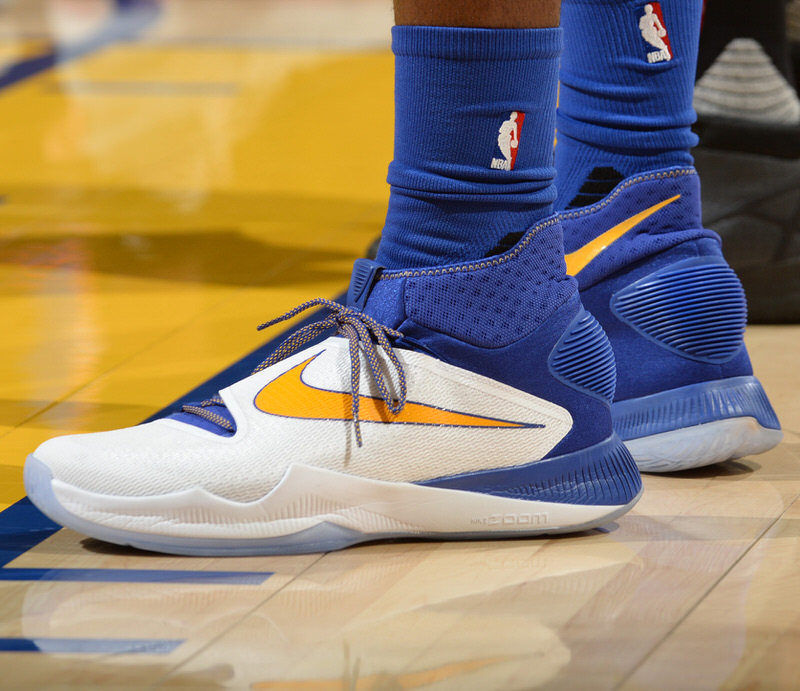 NBA Kicks On Court // OKC Thunder vs Golden State Warriors Game 7 | Nice  Kicks