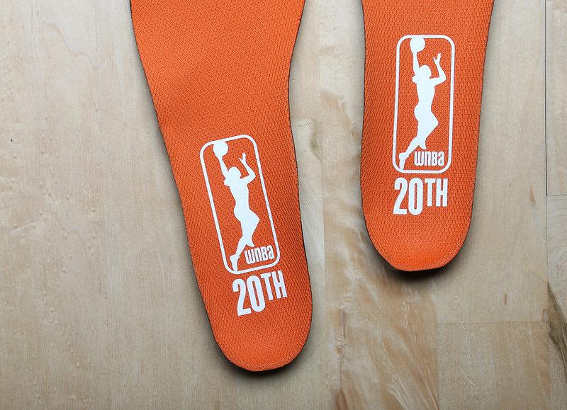 WNBA 20th Anniv Crazylight Boost 9