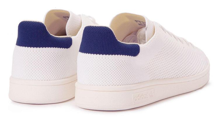 adidas Stan Smith Primeknit White/Navy