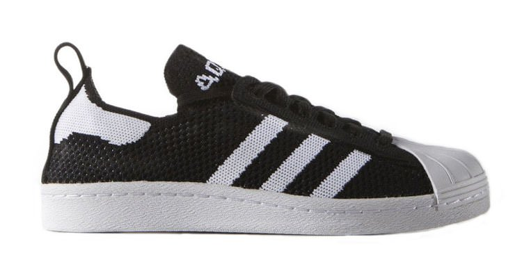 Superstar Foundation Shoes Core Black / Running White Cheap Adidas