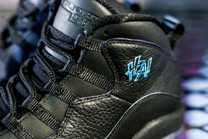 """Air Jordan 10 """"Shanghai"""""""