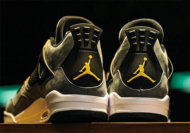 "Air Jordan 4 ""Trophy Room"""