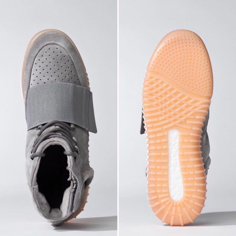 adidas Yeezy Boost 750 Grey/Gum