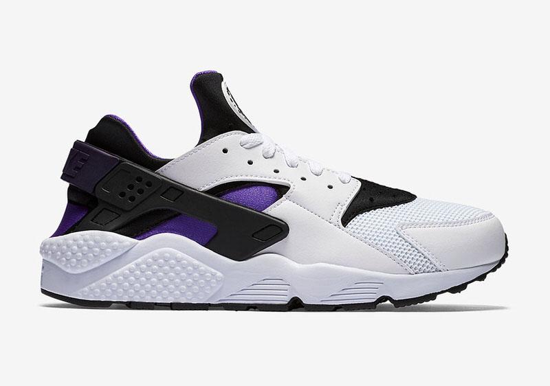 Nike Air Huarache Purple Punch