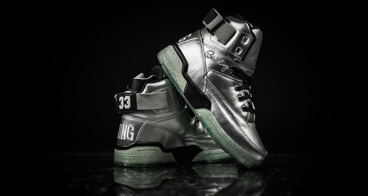 Ewing 33 Hi Platinum/Black