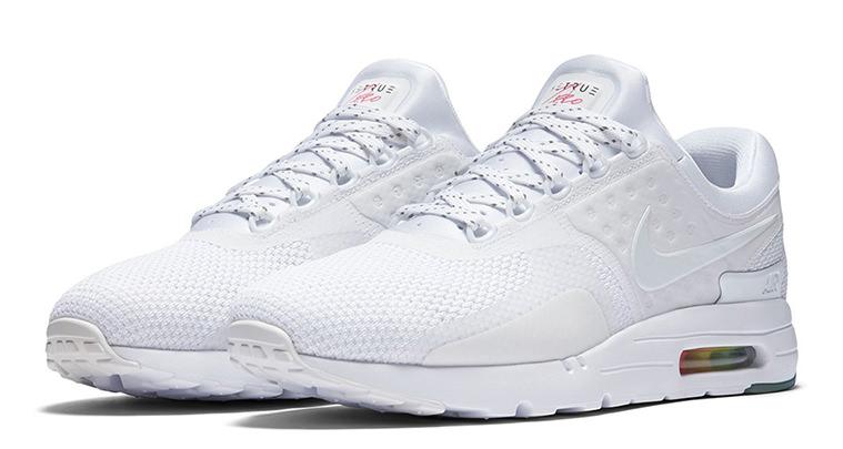 The Nike Air Max Zero \