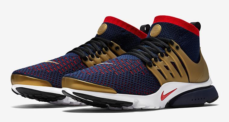 Nike Air Presto Ultra Flyknit Quot Olympic Quot Drops Next Week