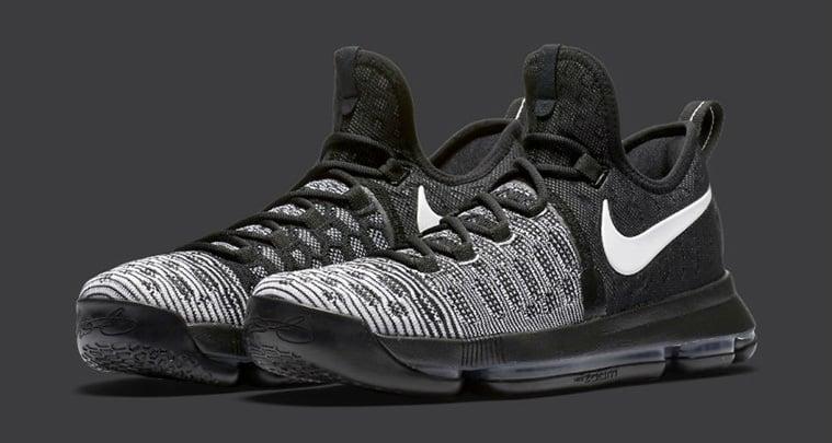 Nike KD 9 Oreo
