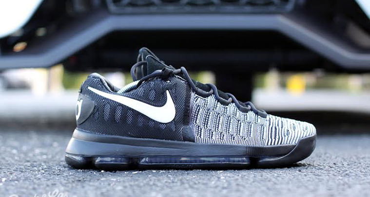 Nike KD 9 Revision Dank Customs