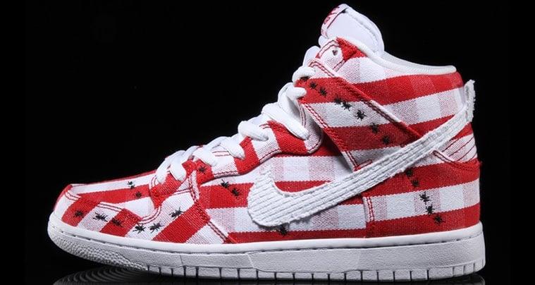 Nike SB Dunk High Picnic